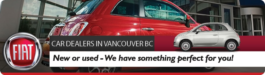 Car Dealers in Vancouver BC | FIAT of Vancouver