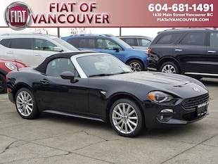 2020 FIAT 124 Spider Lusso Convertible JC1NFAEK0L0144010