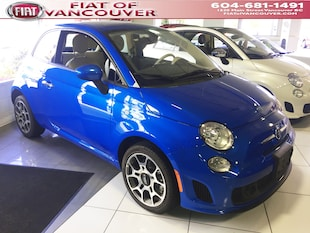 2018 FIAT 500 Pop Hatchback 3C3CFFKH0JT471933