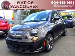 2018 FIAT 500 Urbana Edition Hatchback