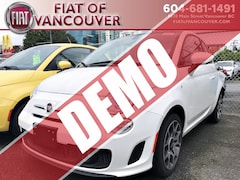 2018 FIAT 500 Pop - DEMO Hatchback 3C3CFFKH9JT471932 For sale in Vancouver, near Burnaby