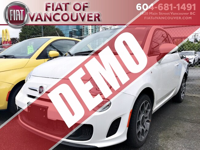 2018 FIAT 500 Pop - DEMO Hatchback
