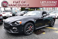 2018 FIAT 124 Spider Abarth Convertible JC1NFAEK8J0134340 For sale in Vancouver, near Burnaby