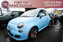 2017 FIAT 500 Pop Hatchback 3C3CFFAR2HT675394 For sale in Vancouver, near Burnaby