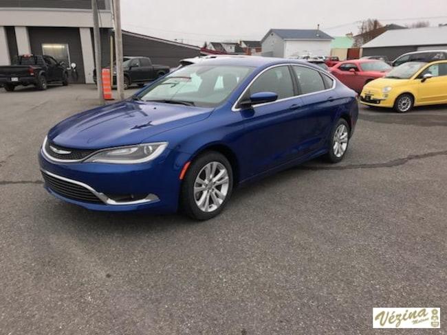 2016 Chrysler 200 Limited Berline