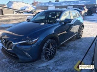 2018 Mazda CX-3 GT awd Véhicule utilitaire