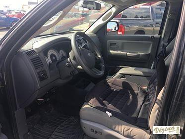 2007 Dodge Dakota SLT Cabine double