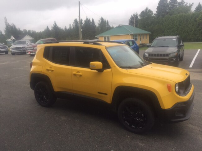 2018 Jeep Renegade Altitude SUV