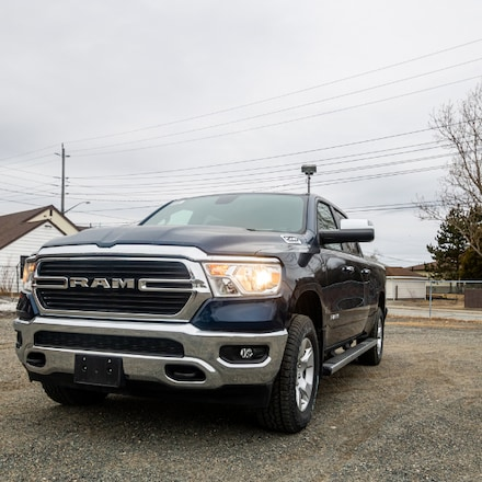 2020 Ram 1500 Big Horn 4x4 Crew Cab 153.5 in. WB