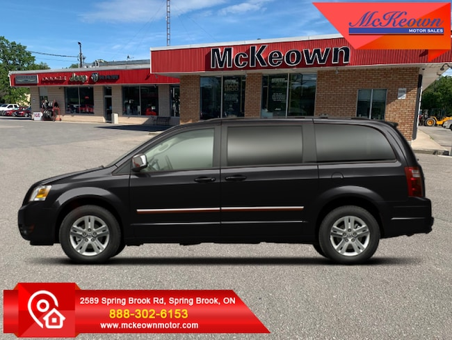 2010 Dodge Grand Caravan SXT - Siriusxm - $111 B/W Van
