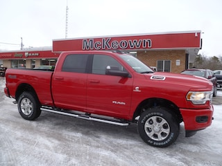 2020 Ram 2500 Big Horn REMOTE START SPORT APPEARANCE PACKAGE HEATED SEATS AND STEERING WHEEL Truck Crew Cab