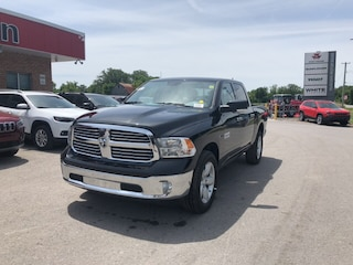 2018 Ram 1500 SLT. Crew Cab. 4x4. Leather. Dealer Demo! Truck Crew Cab