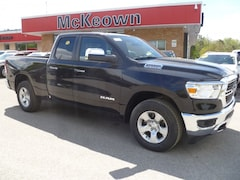 2019 Ram All-New 1500 Big Horn BUCKET SEATS REMOTE START HEATED SEATS AND STEERING WHEEL 3.92 AND ANTI SPIN REAR AXLE Truck Quad Cab