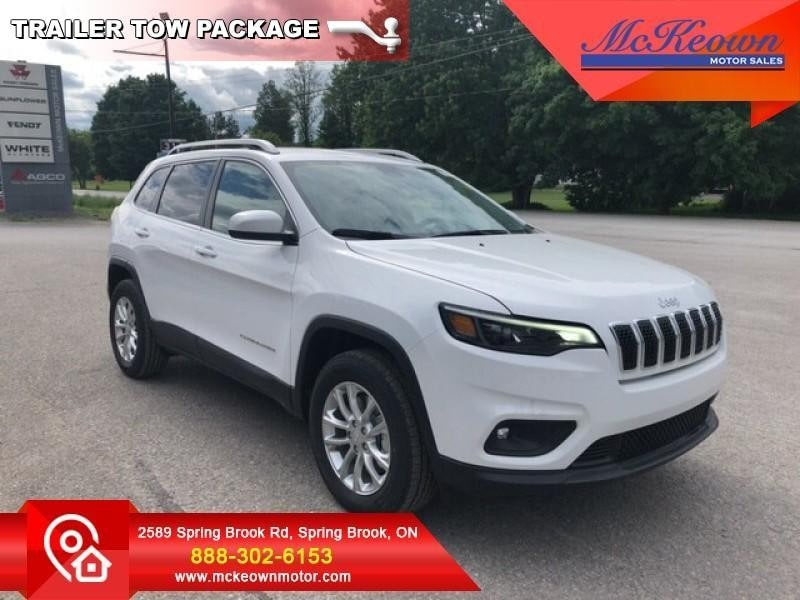 2019 Jeep New Cherokee North - Heated Seats - $217 B/W VUS
