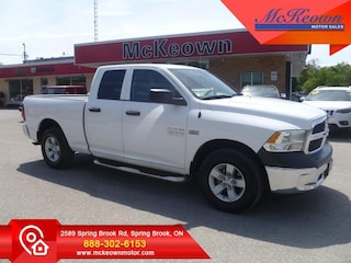 2017 Ram 1500 ST - 4X4 ONE Local Owner Truck Quad Cab Quad Cab