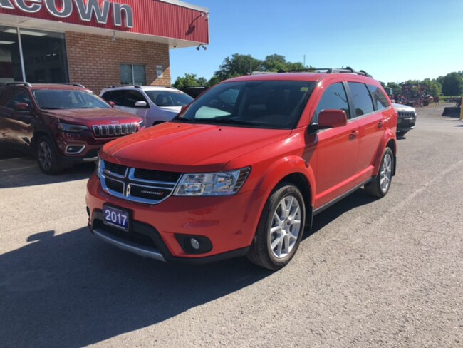 2017 Dodge Journey SXT AWD DVD PLAYER SUV