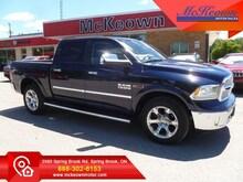 2015 Ram 1500 Laramie - One Owner - Siriusxm - $275 B/W Crew Cab