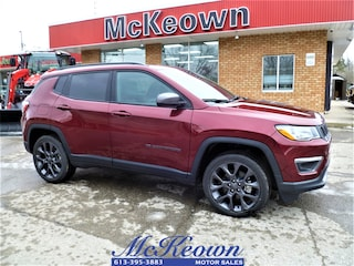 2021 Jeep Compass 80th Anniversary Edition Power Sun Roof Navigation 4x4 Sport Utility