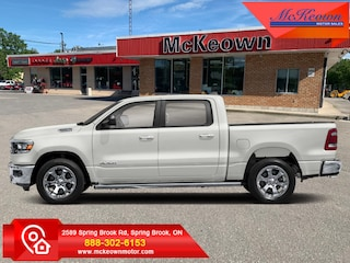 2020 Ram 1500 Laramie - Navigation -  Uconnect - $404 B/W Truck Crew Cab