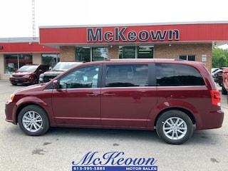 2020 Dodge Grand Caravan Premium Plus Power Driver Seat Remote Start Back u Van