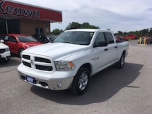 2017 Ram 1500 OUTDOORSMAN. BLUETOOTH. BACK-UP-CAM Truck Crew Cab