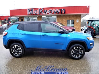 2021 Jeep Compass Trailhawk Elite Dual-Pane Sunroof Remote Start Tra 4x4 Sport Utility