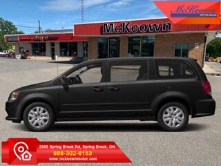 2019 Dodge Grand Caravan SXT Premium Plus -  Uconnect - $183 B/W Van