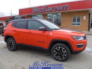 2021 Jeep Compass Trailhawk Elite Power Sun Roof Trailer Tow Group 4x4 Sport Utility