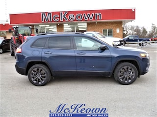 2021 Jeep Cherokee 80th Anniversary Power Sunroof Navigation Lane Dep 4x4 Sport Utility