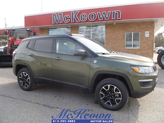 2021 Jeep Compass Trailhawk Navigation Heated steering wheel and fro 4x4 Sport Utility