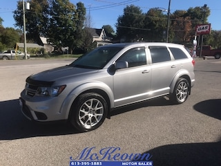 2016 Dodge Journey RT. AWD. LOADED LEATHER SEATS! SUV