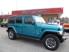 2020 Jeep Wrangler Unlimited Sahara TRAILER TOW GROUP NAV REMOTE START HEATED SEATS AND STEERING WHEEL SUV