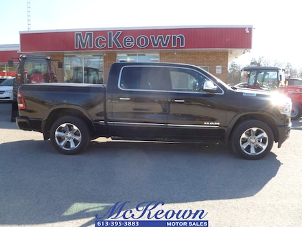 2020 Ram 1500 Limited. DEMO! Loaded! Includes full chrysler Mast Truck Crew Cab
