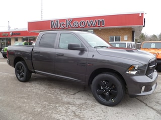 2019 Ram 1500 Classic EXPRESS WITH 20 INCH BLACK WHEELS SPORT HOOD 8.4 I Truck Crew Cab