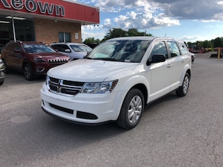2018 Dodge Journey Canada Value Package, DUAL-ZONE AIR CONDITIONING,  SUV