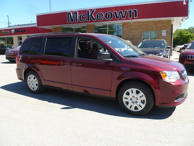 2018 Dodge Grand Caravan SXT. DEMO VEHICLE. ONLY 12KM Van