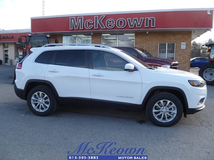 2021 Jeep Cherokee North Park-Sense Rear Park Assist Power Lift gate 4x4