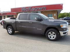 2019 Ram All-New 1500 Big Horn CLOTH FRONT BUCKET SEATS POWER DRIVER SEAT REMOTE START Truck Crew Cab