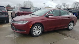 2015 Chrysler 200 LX Sedan