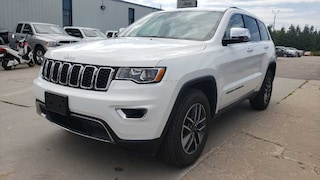 2019 Jeep Grand Cherokee 4X4 Limited SUV