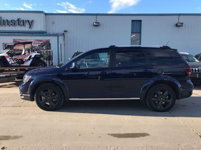 2018 Dodge Journey Crossroad AWD SUV