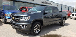 2019 Chevrolet Colorado Crew 4x4 Z71 / Long Box Crew Cab
