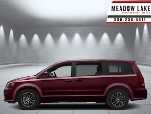2019 Dodge Grand Caravan Canada Value Package - $154.76 B/W Van