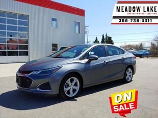2019 Chevrolet Cruze Premier - Aluminum Wheels - $142 B/W Sedan