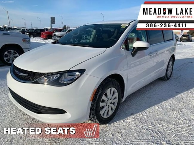 2019 Chrysler Pacifica LX - Heated Seats -  AM/FM Stereo - $225.33 B/W SUV