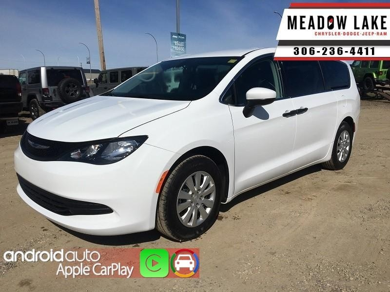 2019 Chrysler Pacifica L -  Android Auto -  Apple Carplay - $202.47 B/W SUV