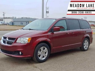 2018 Dodge Grand Caravan Base - Leather Seats - $162 B/W Van