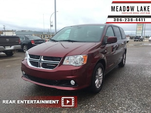 2019 Dodge Grand Caravan 35th Anniversary - $188 B/W Van