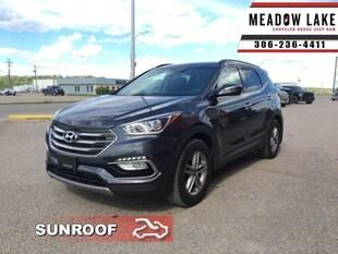 2018 Hyundai Santa Fe Sport 2.4L SE AWD - Sunroof - $174.28 B/W SUV