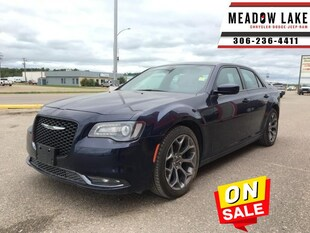 2017 Chrysler 300 S - Leather Seats -  Bluetooth - $182 B/W Sedan